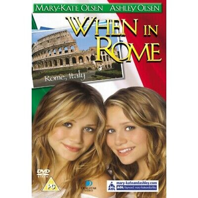 When In Rome (DVD, 2002) • 1.89£
