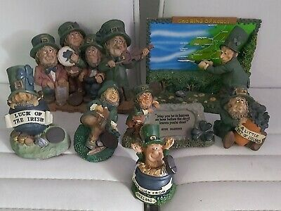 Blarney Stone Figure. Ring Of Kerry Map.Rare • 110£
