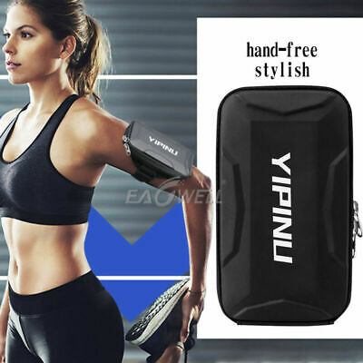 Sports Running Jogging Arm Band Cellphone Case Exercise Bag For IPhone 6 6S 7 8 • 8.99£