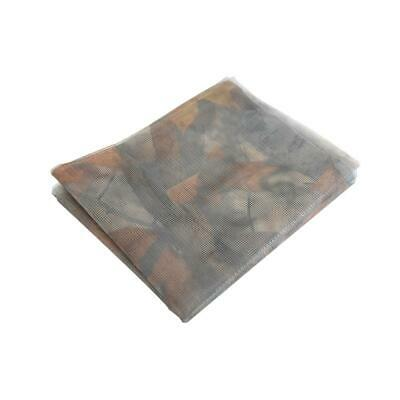 Kct Camouflage Net Clear View Hide Shooting Hunting Woodland Netting 1m X 1.6m • 4.49£