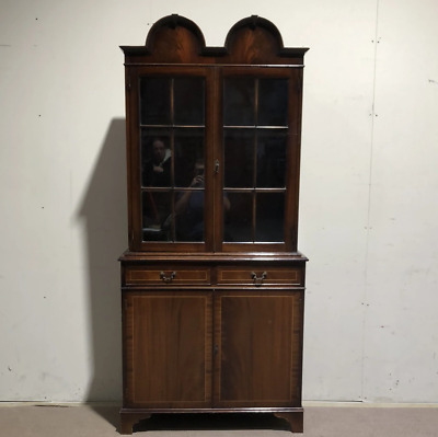 Mahogany Display Cabinet • 45£