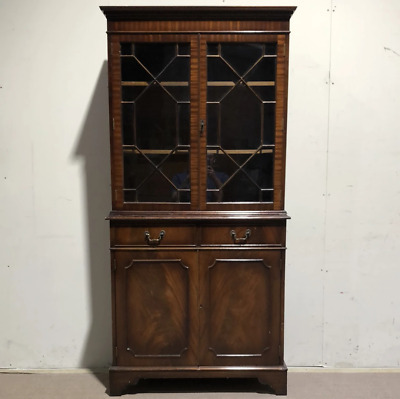 Mahogany Display Cabinet • 30£
