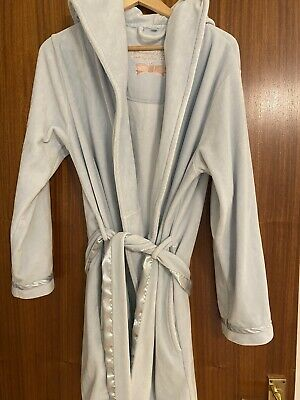 Light Blue  Ted Baker Dressing Gown Size 8/10 Small • 6.30£
