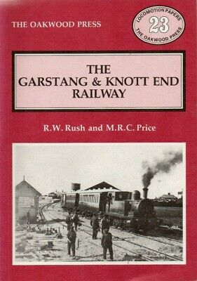 Lancashire: The Garstang & And Knott End Railway Local History • 4.99£