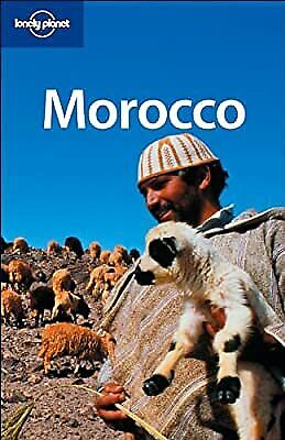 Morocco (Lonely Planet Country Guides), Ham, Anthony & Bing, Alison & Clammer, P • 2.19£