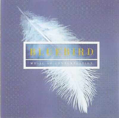 The Choir Of New College Oxford - Bluebird: Voices From Heaven (CD 2000) • 1.99£