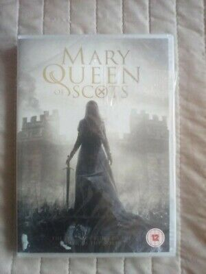 Mary Queen Of Scots Dvd New • 7.90£