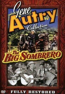 £19.99 • Buy Gene Autry: Big Sombrero [DVD] [1949] [R DVD Incredible Value And Free Shipping!