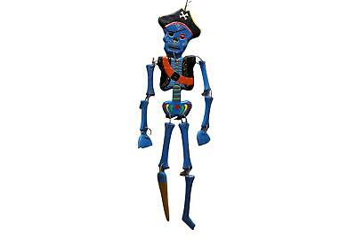 £20 • Buy Colorful Pirate Hanging Decoration Wind Chime Halloween