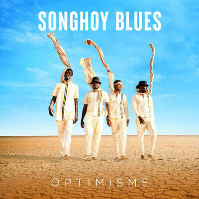 Songhoy Blues : Optimisme CD (2020) ***NEW*** FREE Shipping, Save £s • 11£