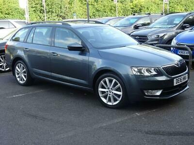 2016 Skoda Octavia 1.6 SE L TDI 5d 109 BHP Estate Diesel Manual • 9,295£