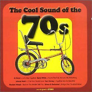The Cool Sound Of The 70s, Various Artists, Used; Good CD • 2.40£