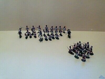 Battle Of  Waterloo British And French Soldiers Job Lot 1/32 Airfix • 9.99£