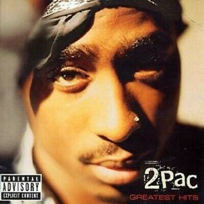 2Pac - Greatest Hits (1999) 2 X CD     • 5.99£