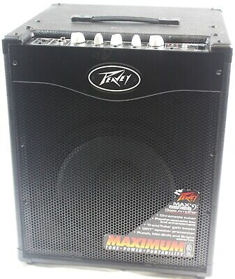 $ CDN65.25 • Buy Peavey MAX 112  1X12 200W Bass Combo Amp NEEDS REPAIR   #R3379