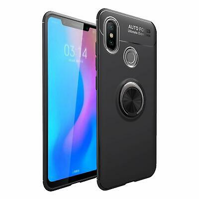 AU7.89 • Buy For Huawei Y7 Prime Y7 2019 Strong Magnetic Kickstand Case Ring Grip Holder