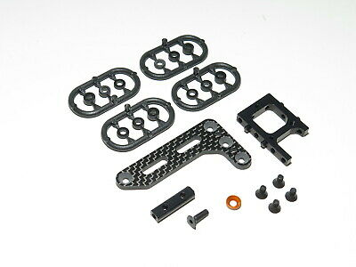 Xra300026 Xray T4 2020 1/10 Touring Car Servo Mount Set • 21.02£