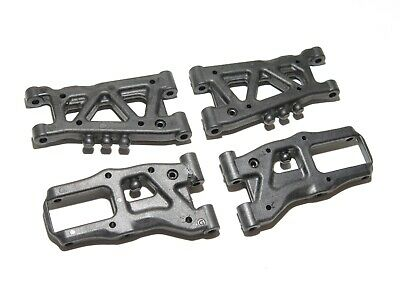 XT4-3419 XRAY T4 2019 On-road Touring Car Front Rear A-arms • 14.84£