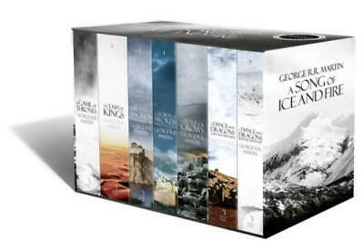 A Song Of Ice And Fire: A Game Of Thrones: The Story Continues By George R.R. • 23.44£