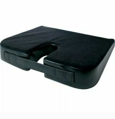 £8.20 • Buy Memory Foam Wedge Car Seat/Chair Cushion Lower Base Posture Support