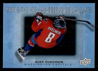 $ CDN2.99 • Buy *Alex Ovechkin *Above The Ice (AI-AO)2015-16 UD Tim Hortons Collector's Series