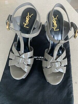 AU650 • Buy Ysl Authentic Tribute Heels Worn Once Like New!