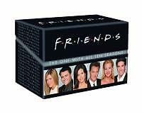 Friends - Series 1-10 - Complete (DVD, 2005, 30-Disc Set, Box Set) • 10£