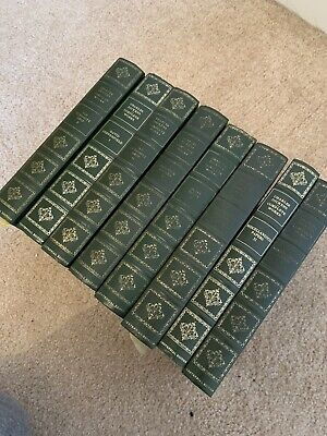 Vintage Set Of 8 Heron Books Charles Dickens Centennial Edition • 10£