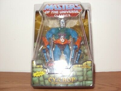 $50 • Buy Masters Of The Universe Classics Cy-Chop Sealed W Case MOTU