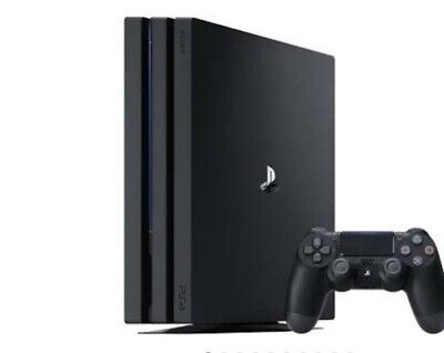 AU380 • Buy Ps4 Pro Black Consol With 2 Games 2 Controls