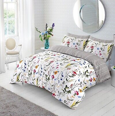£13.99 • Buy Halloween Bedding Nightmare Print Duvet Covers Double King Size 200TC Bed Sets