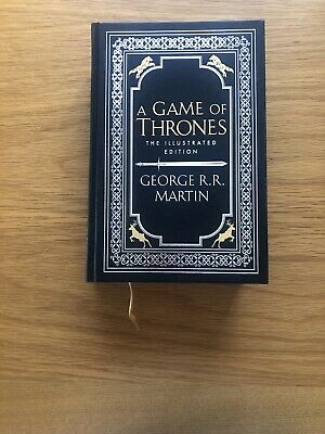 A Game Of Thrones (A Song Of Ice And Fire) By George R. R. Martin (Hardback,... • 8£