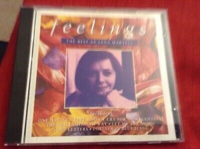 Lena Martell - Feelings (CD 1991) • 1£