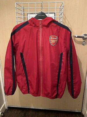 Arsenal Boys Jacket • 6£