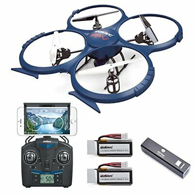 AU76.03 • Buy USA Toys Discovery Wifi U818A HD + FPV Drone NEW