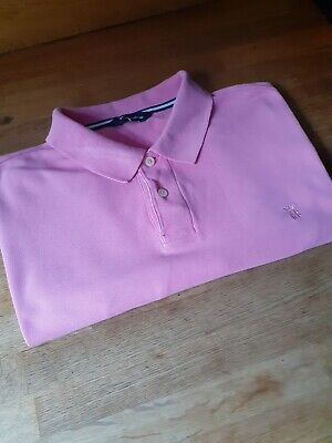 Marks And Spencer Blue Harbour Polo Shirt Size Large • 1.99£