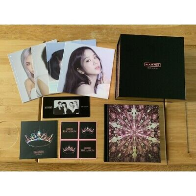 Kpop Blackpink Official The Album Version 3 Korean Press • 10.50£