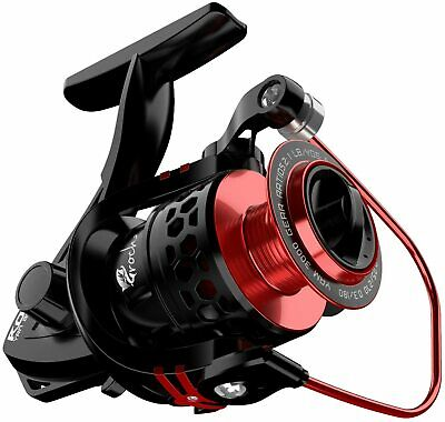 AU32.99 • Buy Spinning Reel 9+1BB With CNC Aluminum Spool, Light Smooth Powerful Fishing Reels