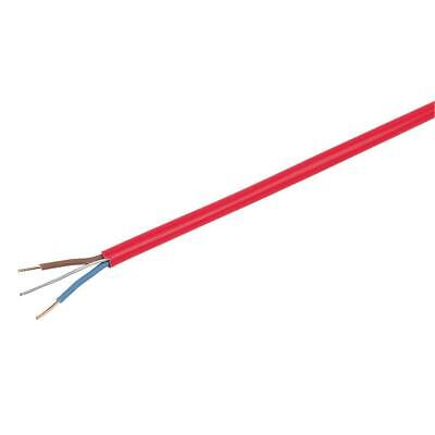 Prysmian FP200 Gold Fire Protected Cable 2-Core 1.5mm² X 100m Red • 86.49£