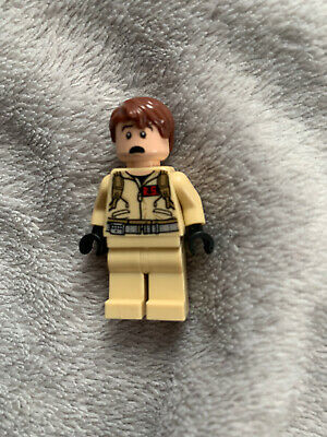 Official Auth Lego Minifigure  Dr. Ray Stantz GB003 Separated From Set 21108 • 5£