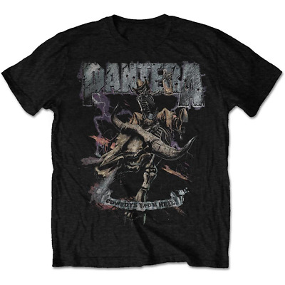 $ CDN25.09 • Buy PANTERA T-Shirt Cowboys From Hell Metal Bands VINTAGE RIDER Gift Idea For Fan