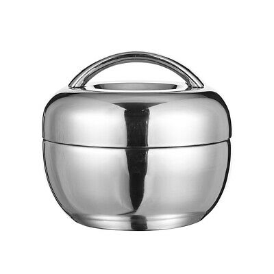 AU18.84 • Buy Double-Layer Stainless Steel Bento Thermos Food Storage Container Lunch Box Hot