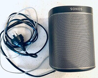 AU300 • Buy Sonos Play:1 Mini Wireless Speaker System - Black USED BUT GREAT CONDITION