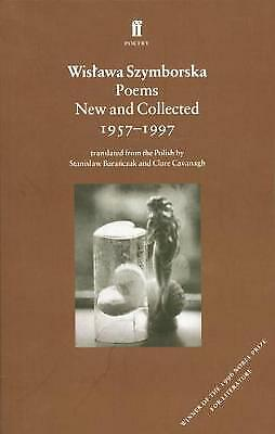 Poems, New And Collected, Wislawa Szymborska • 12.46£
