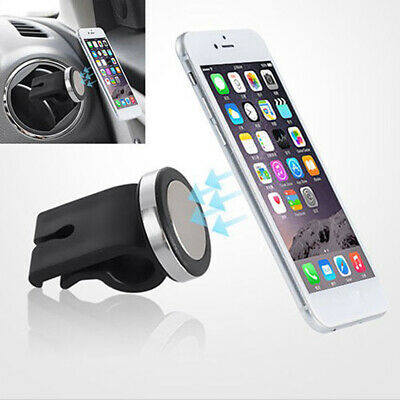 $1.78 • Buy Car Air Vent Magnetic Holder Mount Stand For Phone GPS MP3 Black Car Accessories