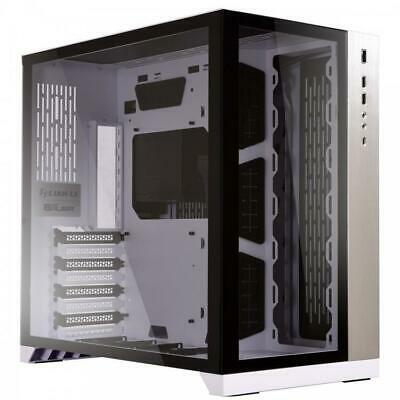 Lian-Li PC-O11 Dynamic Tempered Glass Mid Tower Case - White Mid Tower PC-O11DW • 139.99£