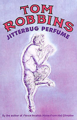 Jitterbug Perfume By Tom Robbins, NEW Book, FREE & FAST Delivery, (Paperback) • 11.32£