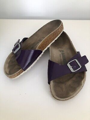Ladies Birkenstock Papillio Sandals Size EU 36 UK 3.5 • 18£