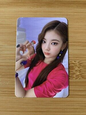 Kpop Itzy Official Lia Not Shy Photo Card • 6.95£