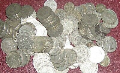 AU789 • Buy 1 Kilo Of Australian Silver Coins 1946 To 1963
